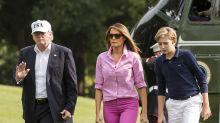 Melania Trump revives J.Crew as the first lady uniform
