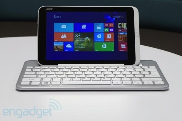 Acer reportedly replacing Iconia W3 Windows tablet after just a few months