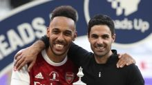 Mikel Arteta believes FA Cup final hero Pierre-Emerick Aubameyang will stay at Arsenal – 'I want to build a squad around him'