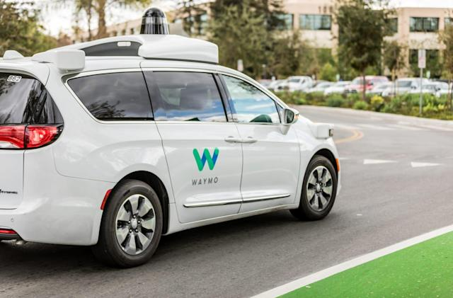 Waymo formally applies for fully driverless car tests in California