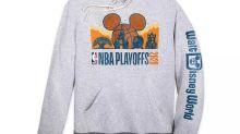 The NBA at Walt Disney World collection combines any fan's love of basketball and the iconic entertainment brand