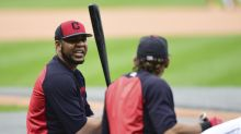 Indians slugger Edwin Encarnacion back in lineup for Game 5 vs. Yankees