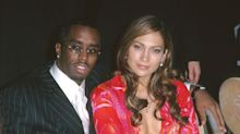 Diddy says there was 'no trolling involved' with that Jennifer Lopez throwback pic