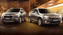 Honda introduces 'Exclusive Edition' variant for Amaze and WR-V models
