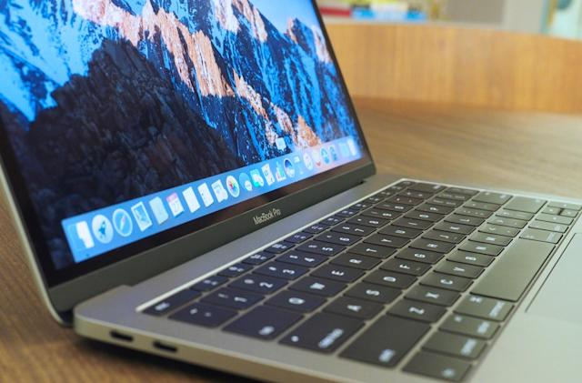Apple says why the new MacBook Pro doesn't have an SD card slot