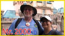 超級Fans打破紀錄!44歲男子連續2千日入迪士尼