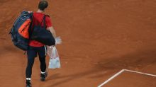 French Open day one: British trio fall at first hurdle in Paris