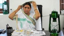 Rabri Devi quizzed by CBI for allegedly converting black money into white