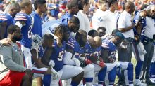 How sponsors are involved in the Trump-NFL feud