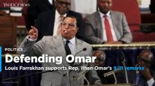 Louis Farrakhan defends Rep. Omar's 9/11 remarks