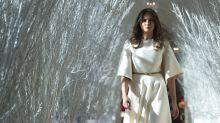 Melania Trump mocked for 'creepy' White House Christmas decorations