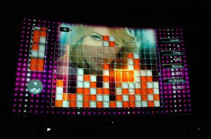 Lumines Live to charge for unlockables