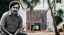 FOTOS | La mansión de Pablo Escobar en México convertida en hotel de lujo
