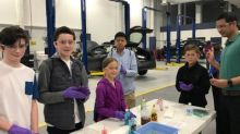 BorgWarner Celebrates Take Our Daughters and Sons to Work Day at its Propulsion Technical Center
