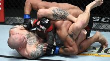 Smith submits Clark in UFC Vegas main