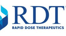 Rapid Dose Therapeutics Appoints Chief Financial Officer and Provides Business Update