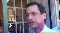 Anthony Weiner Berates Jewish Voter in Shouting Match