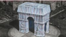 Christo : malgré la disparition de l'artiste, l'empaquetage de l'Arc de Triomphe reste programmé pour 2021