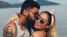 Rafaella deleta fotos de Gabigol após jogador ser visto em festa de Anitta