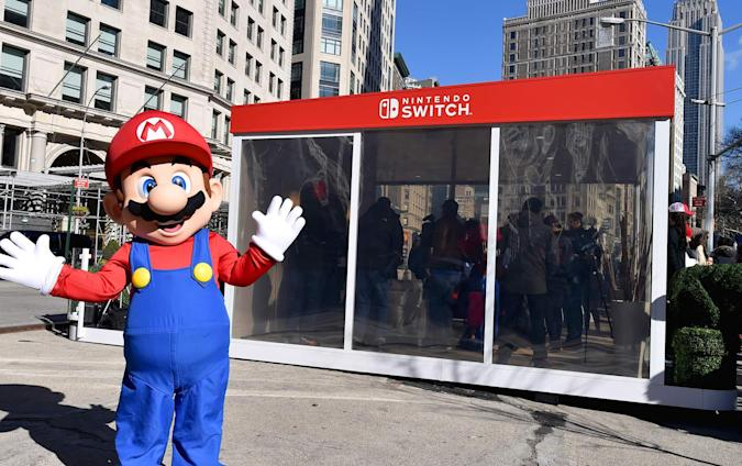 Getty Images for Nintendo of America
