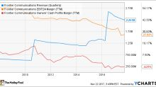 Why 2017 Was a Year to Forget for Frontier Communications Corporations Corp.