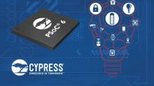 Cypress Expands Internet of Things Portfolio to Address Growing Edge Processing Needs