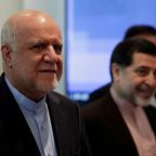 U.S. making a mistake politicizing oil: Iran oil minister