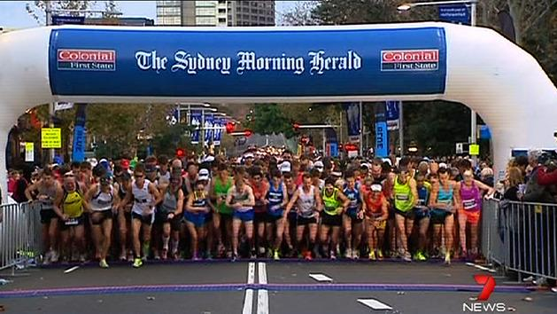 Blasts worrying for Sydney runners