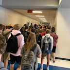 Georgia School Reports 9 Coronavirus Cases After Photos Of Packed Hallways Go Viral