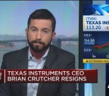 Texas Instruments CEO resigns due to violations of compan...