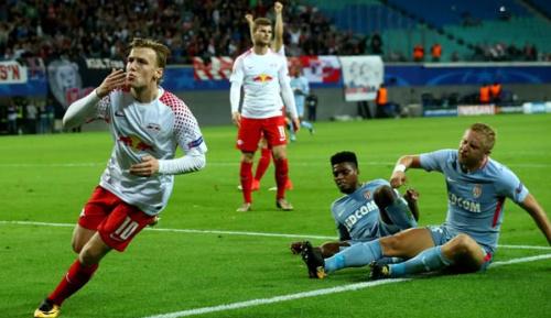 Bundesliga: RB-Premierenschütze Forsberg: Torjubel vom Käfigkämpfer abgeschaut