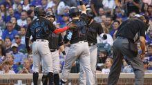 RECAP: MIA 10, CHC 2; Marlins steamroll past Cubs in series opener