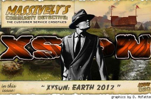 Community Detective Issue #20: Xsyon [Updated]