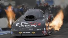 Anderson tops Pro Stock qualifying in New England Nationals