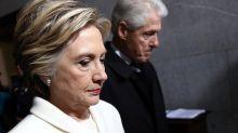 """Bill Clinton spricht in Doku-Serie """"Hillary"""" über seine Affäre mit Monica Lewinsky"""