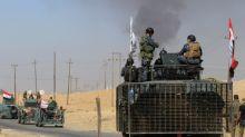 Les Kurdes se sont retirés sur les lignes de front de juin 2014