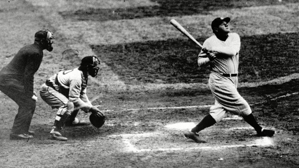 A Rare Babe Ruth Baseball Card Was Found Inside An Old