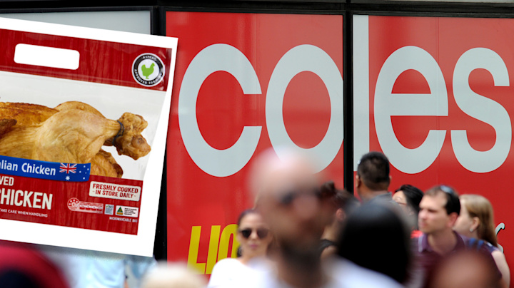 Coles shopper furious after missing out on free chook