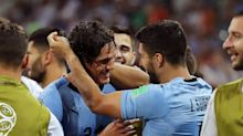 Cavani double sends Ronaldo and Portugal crashing out of World Cup