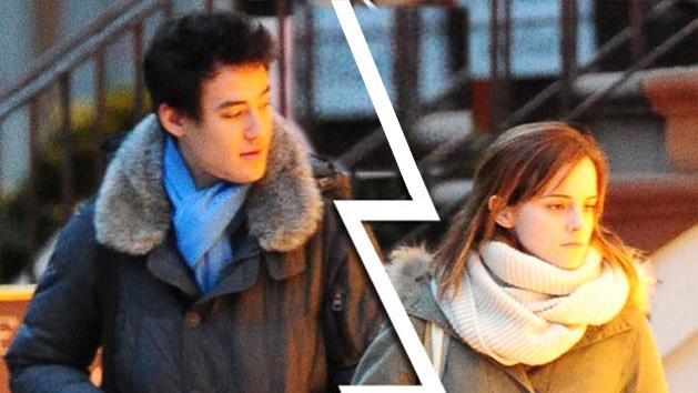 Emma Watson Breaks Up With Will Adamowicz