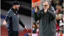 How Jurgen Klopp and Marcelo Bielsa compare ahead of Leeds' trip to Liverpool
