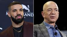 Drake, Jeff Bezos Invest in Overtime: Sports Media Startup Raises $80 Million