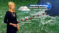 WBZ AccuWeather Midday Forecast For April 19