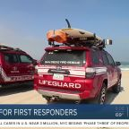 Busy weekend for first responders