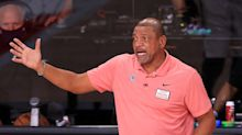 Doc Rivers on a bubble-free NBA season: 'I'm very concerned if we can pull this off'