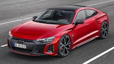 e-tron GT性能將超乎你的想像,AUDI將推出電動超跑RS e-tron GT馬力710匹
