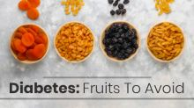 10 Fruits To Avoid If You Have Diabetes