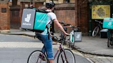 Masks, gloves and hand sanitiser can now be ordered on Deliveroo