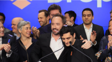 Dropbox surges 36% in trading debut (DBX)