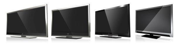Vizio shows off its full 2011 HDTV lineup: ultrawidescreen, 3D, Google TV, widgets & all